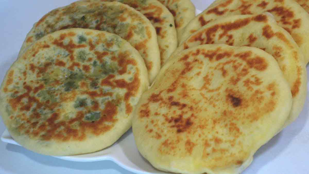 délicieux cheese naan au Thermomix