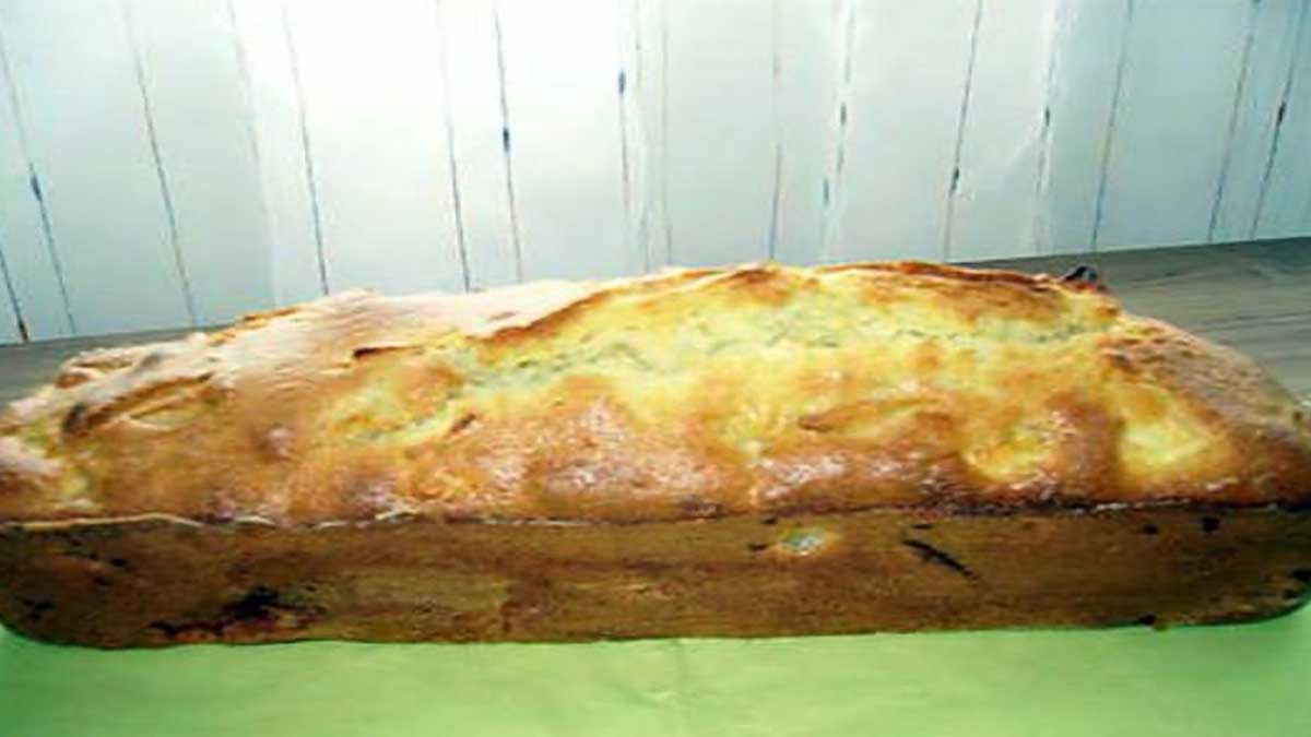 Cake aux pommes extra simple