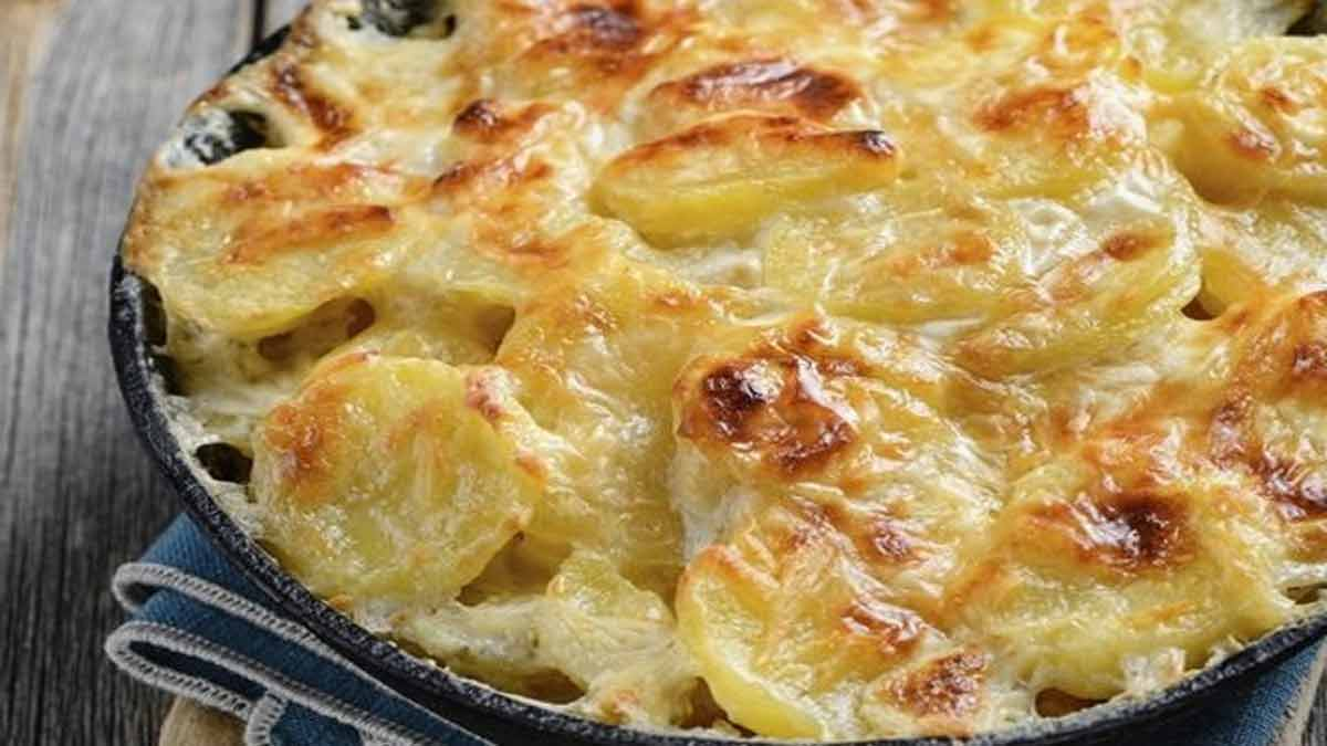 gratin dauphinois traditionnel