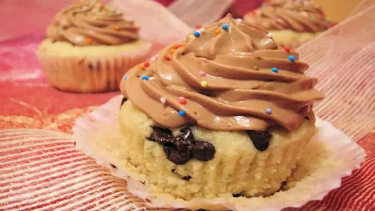 Muffins façon cupcakes choco-coco