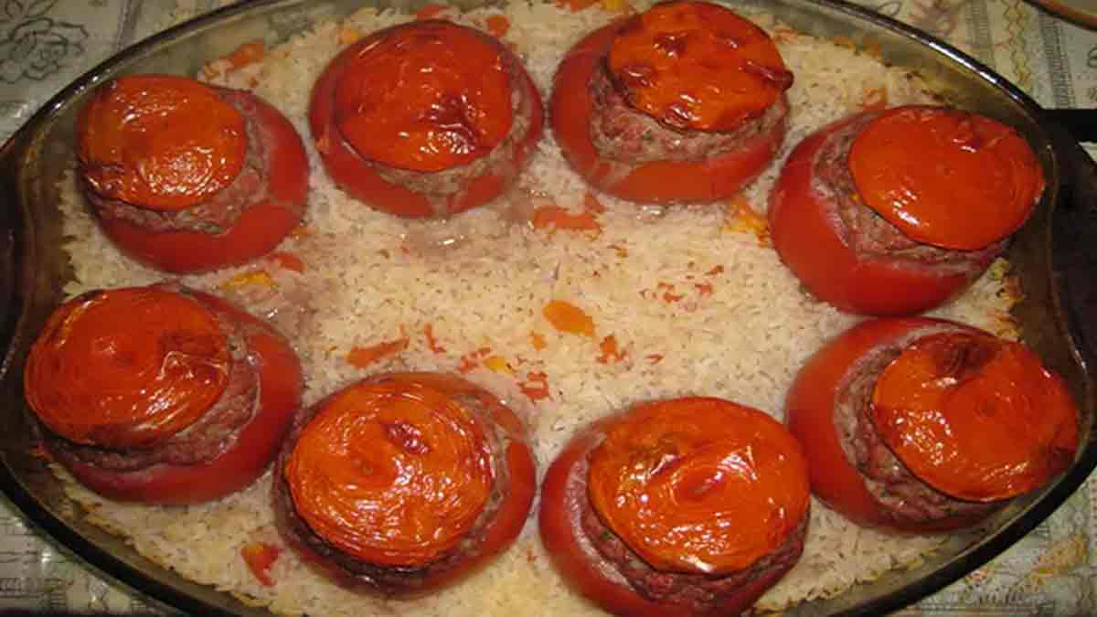 Tomates farcies traditionnelles